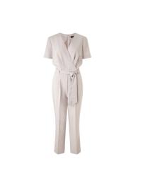 Miss Selfridge Grey Wrap Jumpsuit, £49