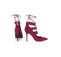 Topshop GRETTEL Ghillie Court Shoes, £58