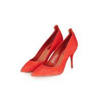 Topshop GIDDY Curve Court Shoes