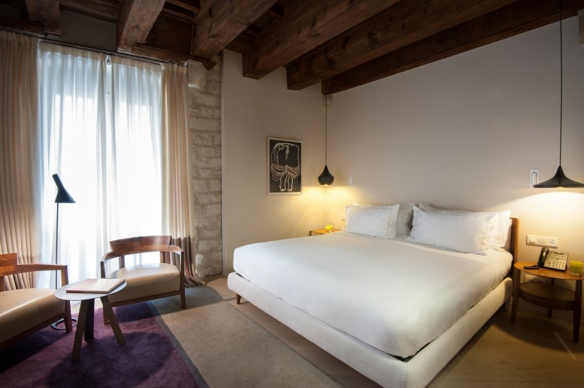 Boutique hotel di lusso a Barcellona - Mercer Hotel Barcelona room - thestylelovers.com