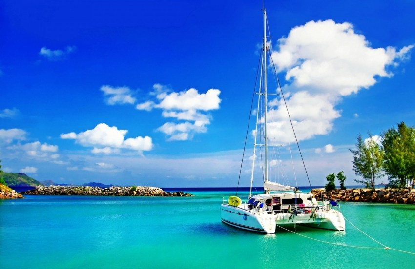 Capodanno barca caraibi catamarano - thestylelovers.com