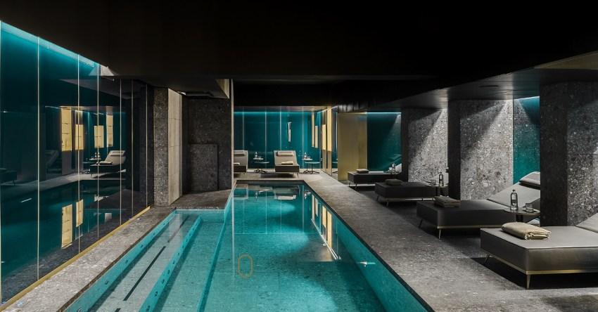 Ceresio 7 palestra esclusiva Milano piscina spa - thestylelovers.com