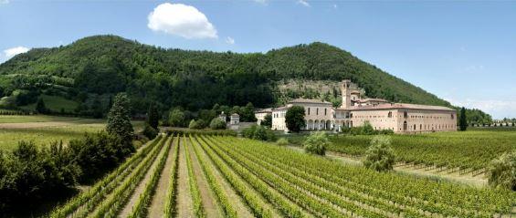 Colli Euganei itinerario strada del vino - Abbazia di Praglia - thestylelovers.com