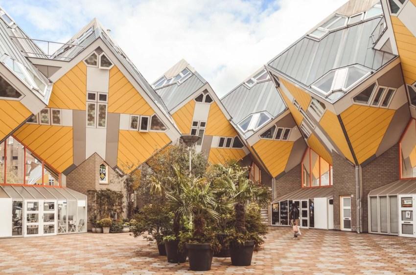Cosa vedere a Rotterdam itinerario due giorni - Case cubiche - thestylelovers.com
