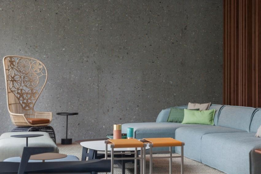 Il Sereno design hotel di lusso sul Lago di Como lobby - thestylelovers.com