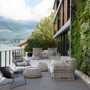 Il Sereno design hotel di lusso sul Lago di Como suite esterno - thestylelovers.com