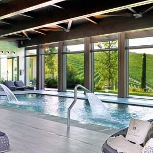Langhe dove dormire. Il Boscareto piscina - thestylelovers.com