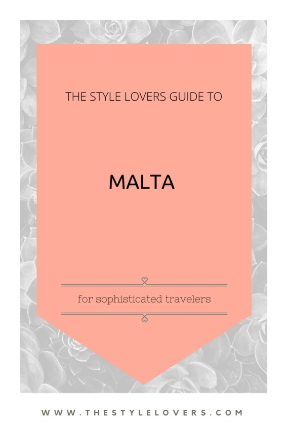 #Malta all year round. What to see in Malta. The Style Lovers guide > http://thestylelovers.com/en/malta-all-year-what-to-see-malta/