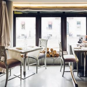 Milan Brera restaurant Tartufotto - thestylelovers.com