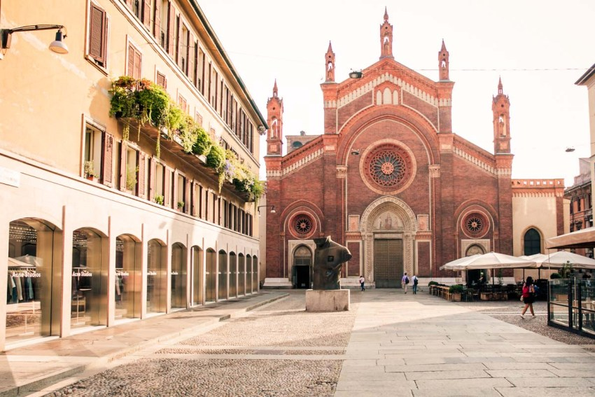 Milano. Guida chic al meglio di Brera - Piazza del Carmine - thestylelovers.com
