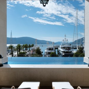 Montenegro la nuova meta del lusso. Regent spa view - The Style Lovers