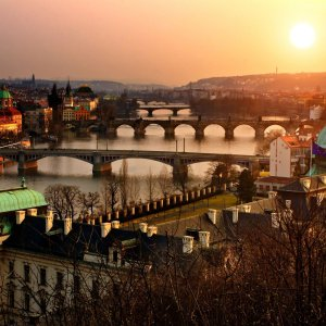 Praga panorama - The Style Lovers