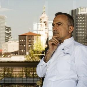 Ristorante Ceresio 7 Milano chef Elio Sironi - thestylelovers.com
