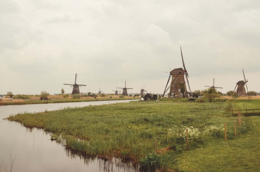 Rotterdam 48h city guide - Visit Kinderdijk - thestylelovers.com
