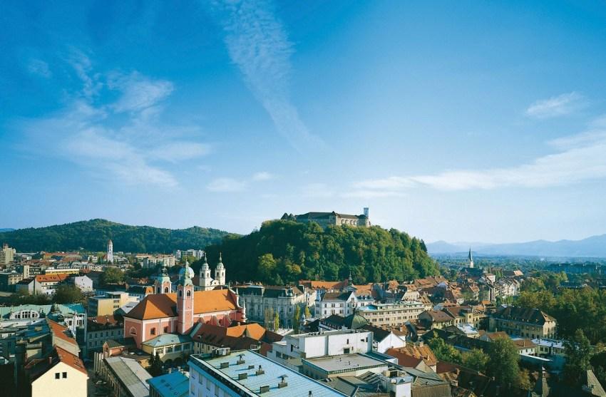 Un giorno a Lubiana in Slovenia - Ljubljana Castle - thestylelovers.com