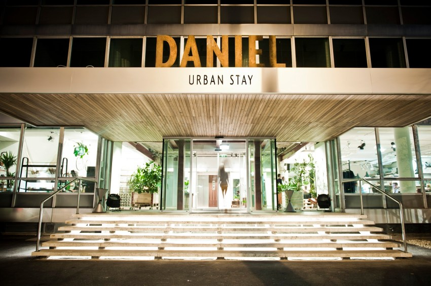 Vienna dove dormire. Hotel Daniel esterno - thestylelovers.com