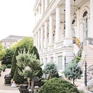 Vienna dove dormire. Palais Coburg Residenz esterno - thestylelovers.com