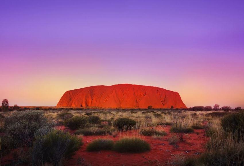 Visitare il Red Centre Australiano - Uluru Ayers Rock - thestylovers.com