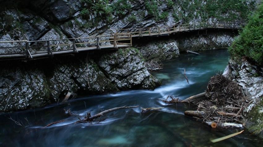 Visitare il lago di Bled in Slovenia - Gole di Vintgar - thestylelovers.com