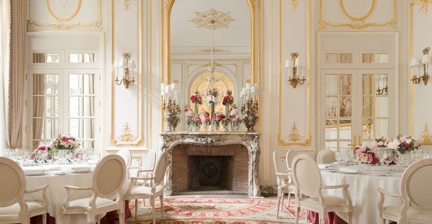 Ritz Paris recevoir - The Style Lovers