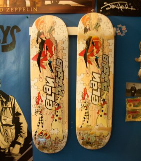 My Dad was at Stratton for work a few years ago and a company, Elon, brought these boards as a gift for the sales people. These are literally the only two ever made of this style, and I got both of them.