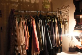 I'm a bit OCD of having the same exact hanger for all of my clothes.