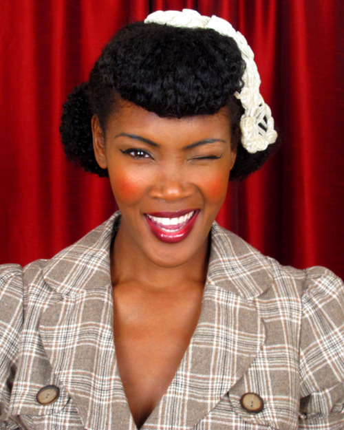 Protective Hairstyles For Black Women Natural Hair Updos The