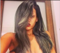 Rihannas New Gray Hair Color  The Style News Network