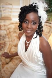 2014 wedding hairstyles black
