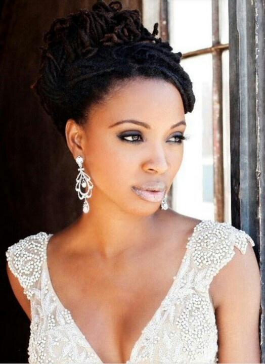 2014 Wedding Hairstyles For Black And African American Women The