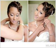 2014 Wedding Hairstyles For Black and African American ...