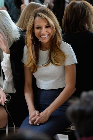 Naya Rivera Goes Blonde The Style News Network