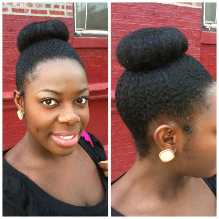 Creative Bun Hairstyles For Natural Hair 4 The Style News Network