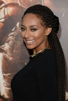 Individual Braids – Box Braid Hairstyles – The Style News Network
