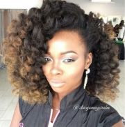 ombre hair coloring ideas natural