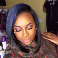 22 Unique Colored Hair Combinations On Black Women That ...