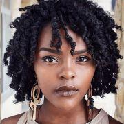 black natural hair inspirations