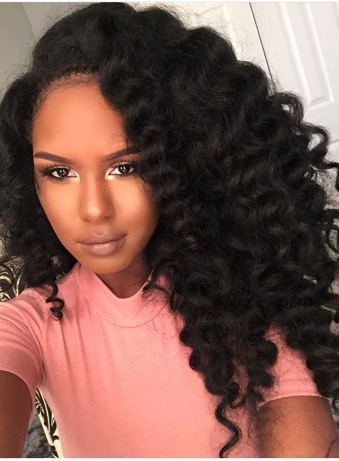 2015 Fall & Winter 2016 Hairstyles For Natural Hair – The Style