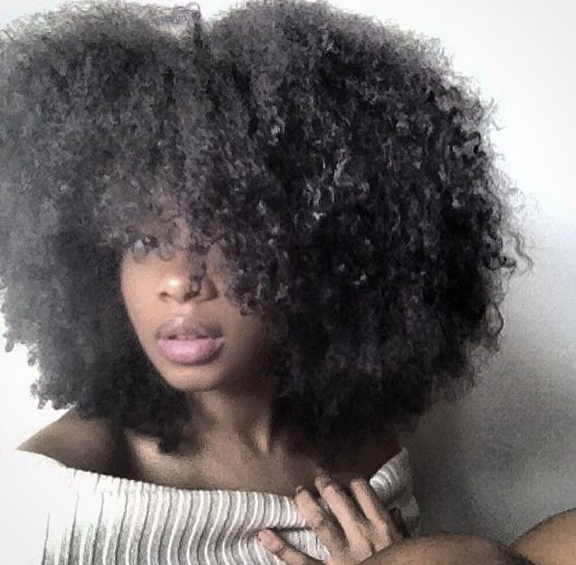 30 Natural Afros To Make You Forget About TwistOuts  The