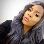 grey hair color combinations