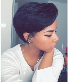 Relaxed Hair Best Short Haircuts Relaxed Hair Trend 2017