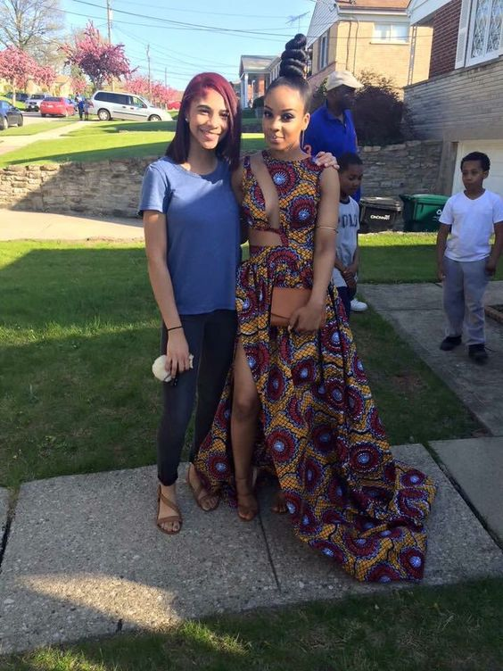 #Slayed - 30 Times African Print Prom Dressed Stole The Scene 24