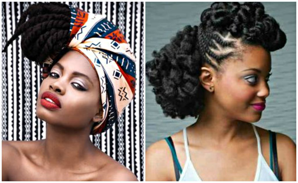 2017 Natural Hair Ideas For Black Women The Style News Network
