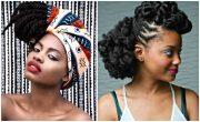 2017 natural hair ideas black
