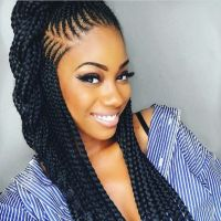 2018 Braided Hairstyle Ideas for Black Women  The Style ...