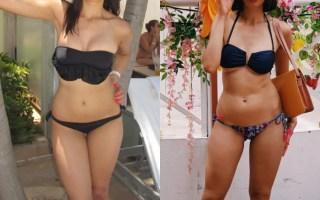 bikini fitness transformation