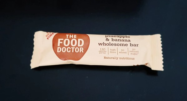 vegan the food doctor bar