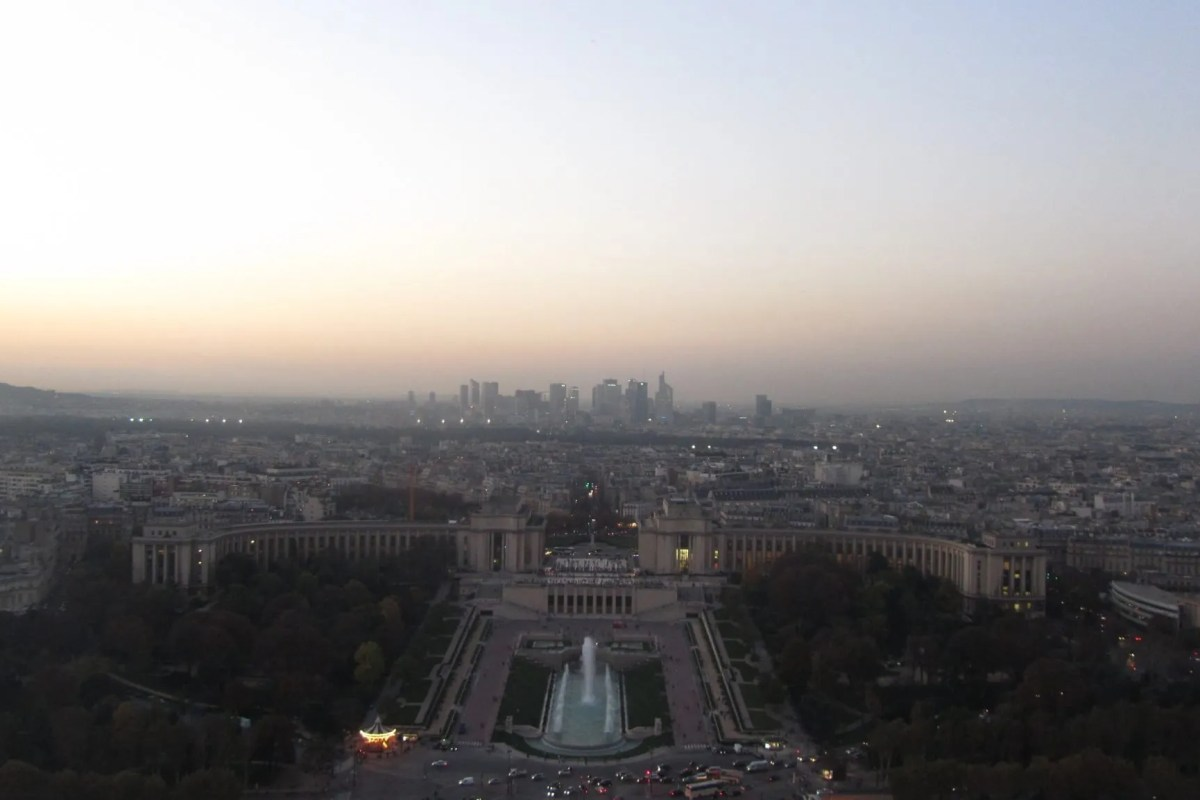 A Brief Fling in Paris…A Short Story