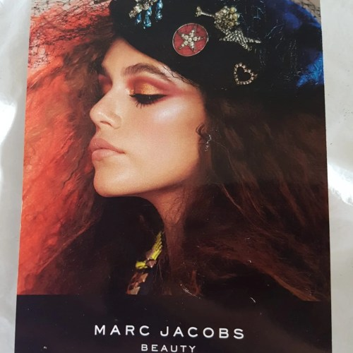 Marc Jacobs makeup inspiration