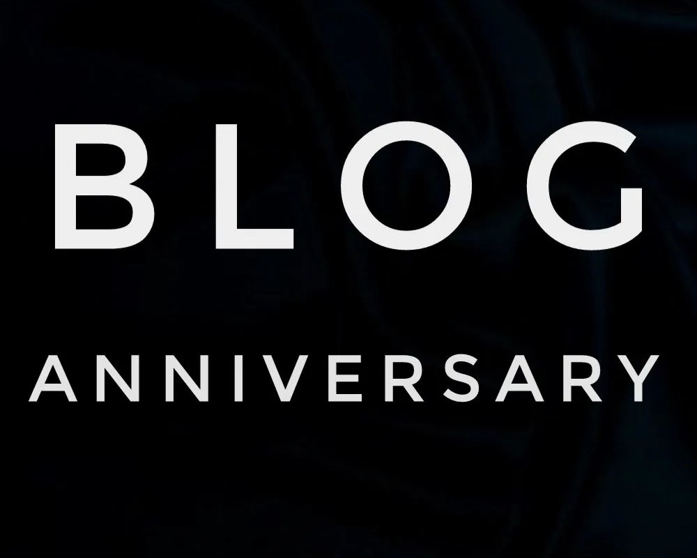 1 Year blog anniversary: 5 Proudest Moments